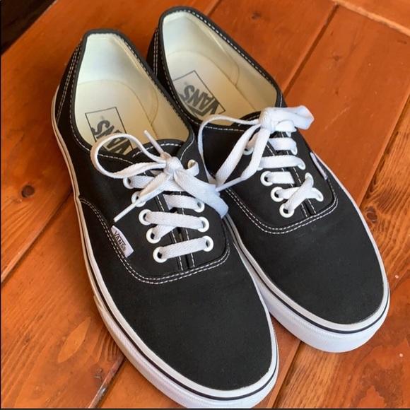 Vans Atwood Textile Black Hawaiian Ocean VN000XB0FN8 Men's Size: 9